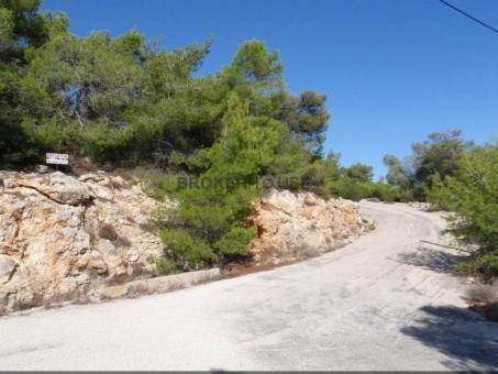 Sale, Land Plot 1250 m², Soligeia, Corinthia