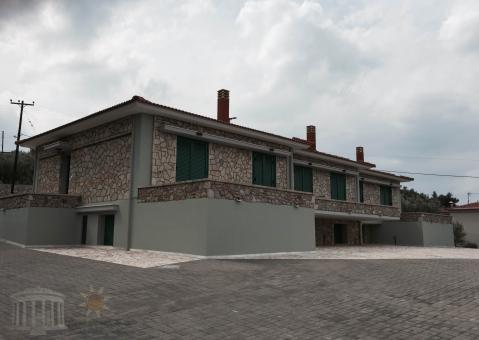 3 Semi Detached Stone Houses located in Nafplio, Greece