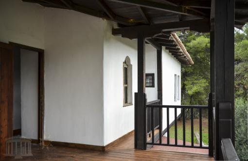 Traditional House in Kriopighi, Kassandra