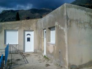 Reconstructed traditional house for sale in Crete