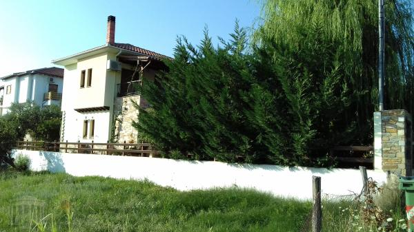 Traditional house in Pelion, Platanidia