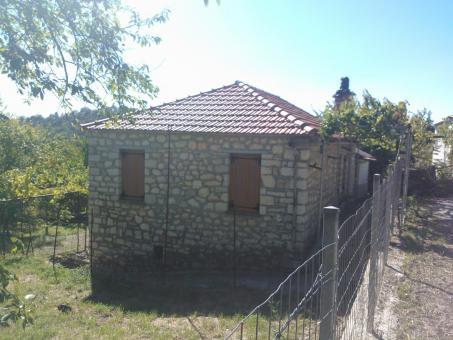 Stone House near Ioannina, Greece