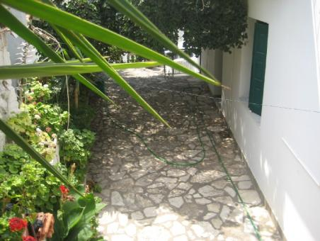 Traditional house in Pythagorion, Samos