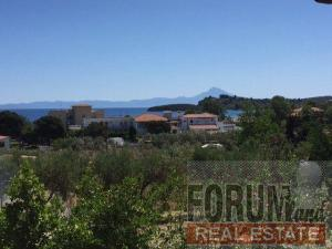 CODE 7825 - Land for sale Sithonia, Ormos Panagias, 1,350 sq.m.