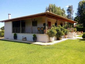 Detached House 160 m², Paralia Kalamakiou, Movri