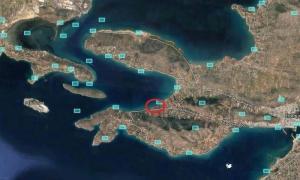 Land Plot 230 m², Salamina, Argosaronikos islands