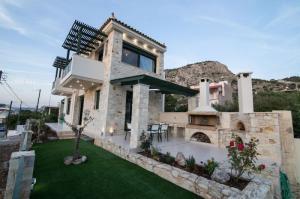 Rent, Villa 187 m², Agios Athanasios, Salamina