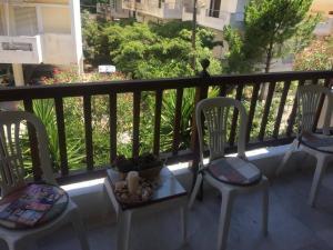 Πληρως εξοπλισμενο διαμερισμα β'οροφου στο Νηρεα Ραφ�