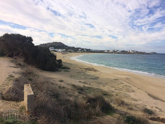 Land for sale in Naxos Island
