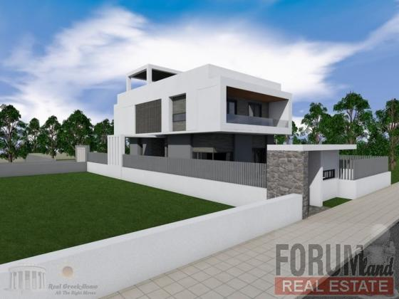 CODE 10543 - Detached House for sale Thermi