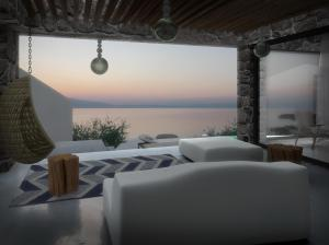 highend luxury villa in Greece with unique sea view