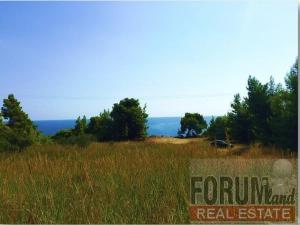 CODE 10410 - Farm parcel for sale Kassandra, Poseidi