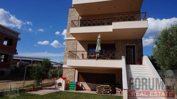 CODE 10910 - Detached House for sale Center (Thermi)