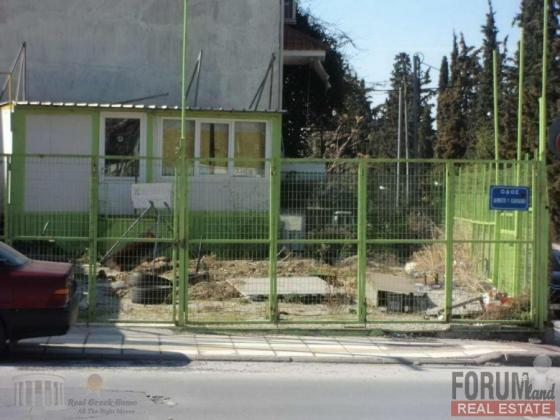 CODE 3163 - Land Plot for sale Stavroupoli