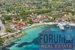 CODE 10113 - Land Plot for sale Ormos Panagias (Sithonia)