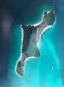Νησι Βουβαλος στον Αμβρακικο Κολπο (Πρεβεζα).Ειναι 100 σ�
