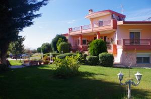 Fully furnished luxury villa for sale in Drama Greece