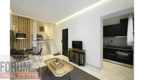 CODE 10120 - Apartment for sale Kallithea (Kassandra)
