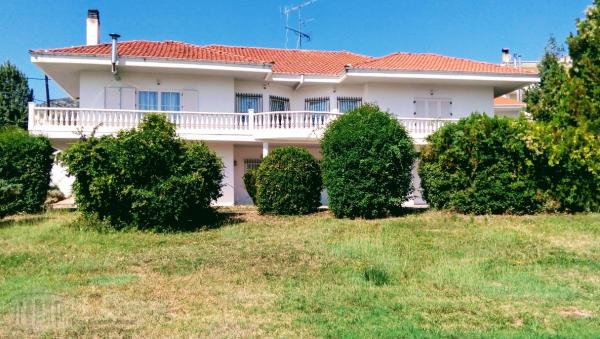 Πωλείται μονοκατοικία 350 τμ κατασκευής 1989, σε πολύ καλή κατάσταση ,χτισμένη σε υπέροχο και προνομιούχο γωνιακό οικόπεδο 2.200 τμ
