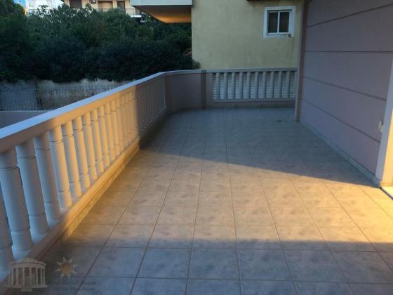 Νεοδμητο γωνιοδιαμπερες διαμερισμα α'οροφου,87τμ,2υδ στο Νηρεα Ραφηνας
