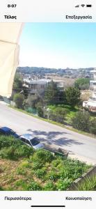 Γωνιοδιαμπερες Ρετιρε 3ου οροφου,65τμ,2υδ στο Νηρεα Ραφη